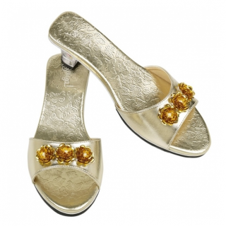 Slippers Mariposa goud (Souza for Kids)