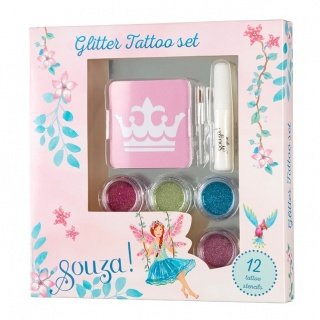 Glitter tattoo set (Souza for Kids)