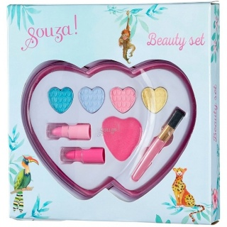 Make-up set hartjes (Souza for Kids)