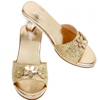 Slippers Ellina goud (Souza for Kids)