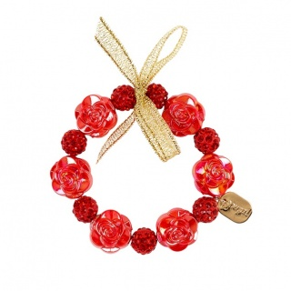 Armband Mirianne rood (Souza for Kids)