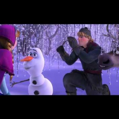 FROZEN Clip 'Geen ervaring met warmte' | Disney Movie HD Dutch version (NL)
